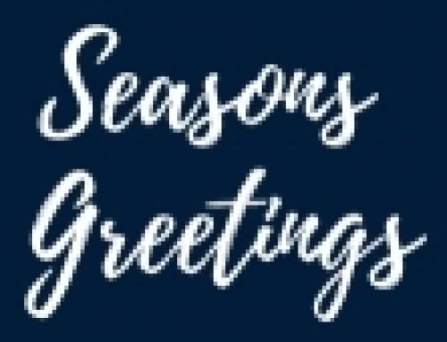 Seasons Greetings from Lewis Strategic