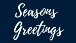 Seasons Greetings from Lewis Strategic